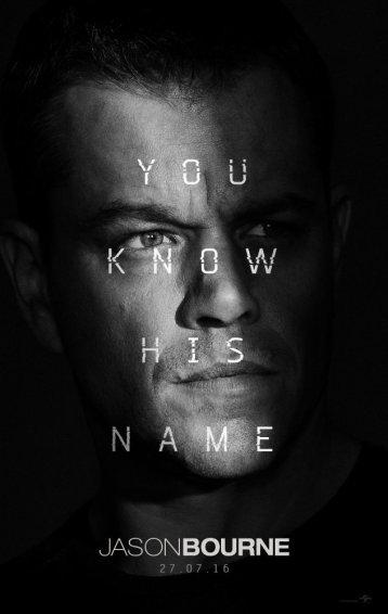 Jason Bourne Review
